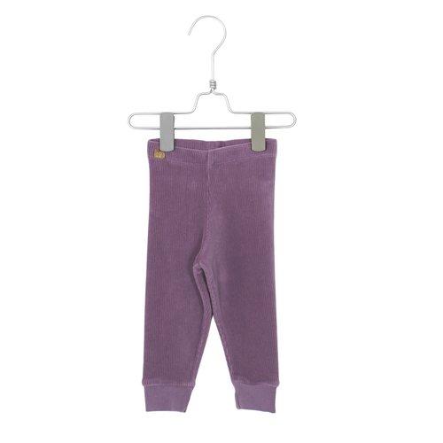 Legging lilac Corduroy