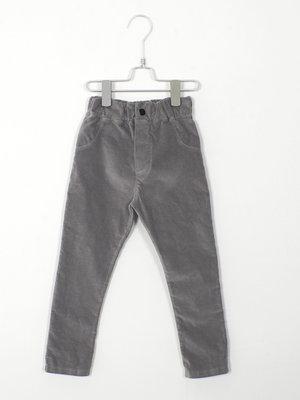 5 Pockets solid grey