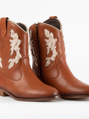 LMDI Anade leather boots