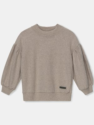 my little cozmo Soft knit martak beige