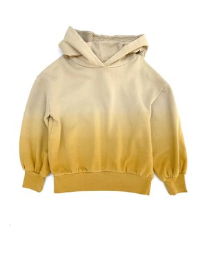 Long live the queen hooded sweater 832 mineral yellow