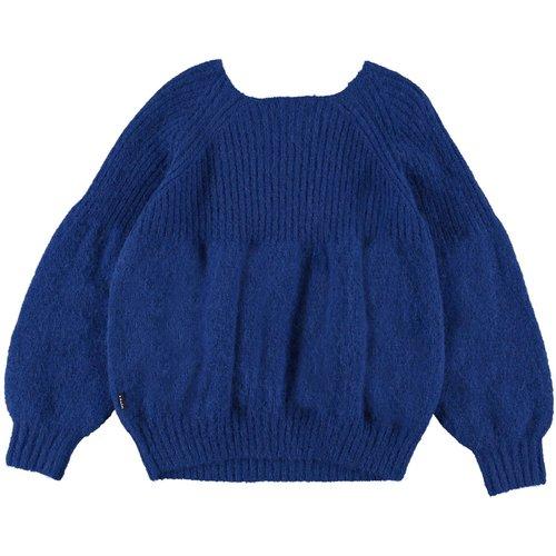 Molo Gabriela reef blue sweater