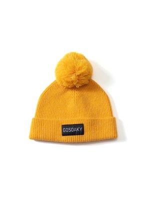 Gosoaky THE FOX daylily yellow