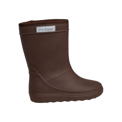 Enfant Thermo boot Dark Brown
