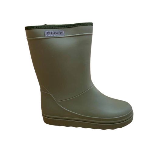 Enfant Thermo boot Dusty Olive