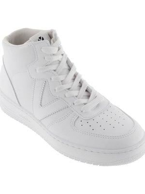 Victoria 1124107 Hoge witte sneaker vegan leather