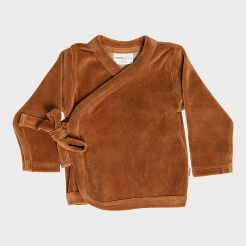 Maed for mini Velvet Vicuna / Wrap top