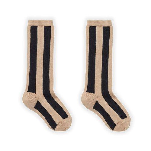 Sproet&Sprout Sock Stripe Nougat (W21-993)