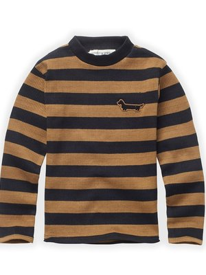 Sproet&Sprout T-shirt Turtleneck Stripe (W21-859)