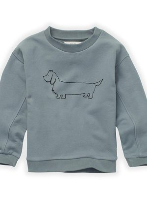 Sproet&Sprout Sweatshirt Sausage Dog (W21-866)