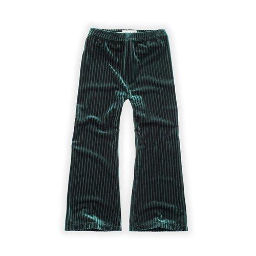 Sproet&Sprout Pants Velvet Pleats (W21-937)