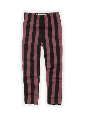 Sproet&Sprout Legging Painted Stripe Fig (W21-941)