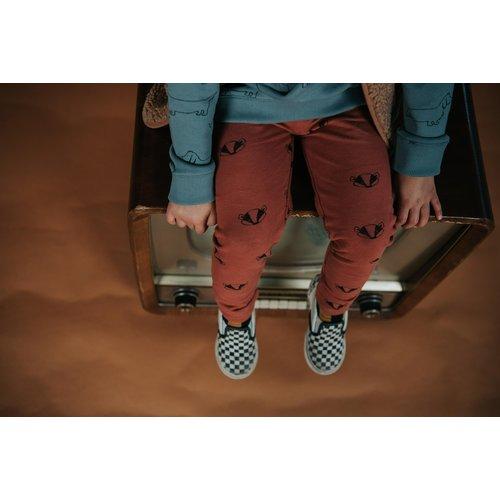 Sproet&Sprout Legging Badger Print (W21-939)