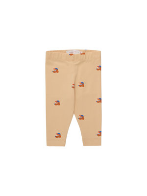 Tiny cottons DOGS BABY PANT cappuccino/true brown