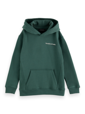 Scotch & Soda Organic hoodie 163379 0555