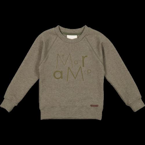MarMAr CPH Thadeus sweater dusty olive