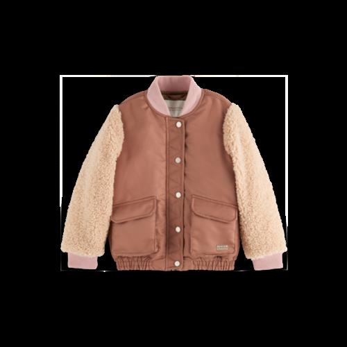 Scotch & Soda Bomber jacket 162925