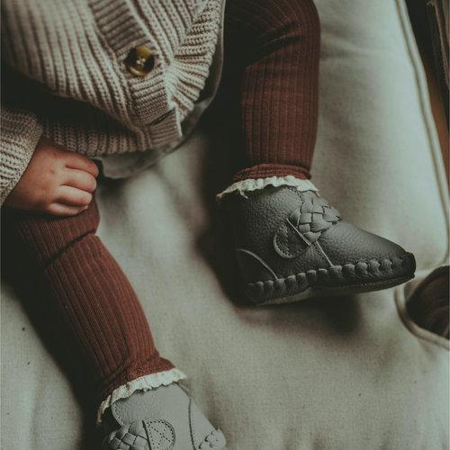 Donsje Afke Leggings Mahogany