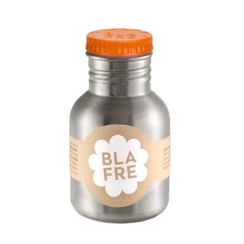 steel bottle 300 ml orange