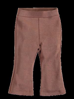 PEXI LEXI Flared legging sienna brown