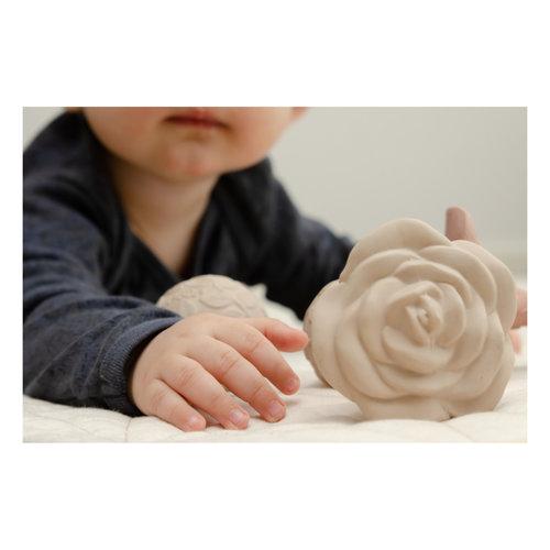 Natruba Rattle Rose Beige