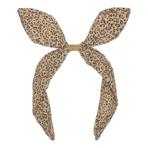 Mimi & Lula Leopard coco bow alice