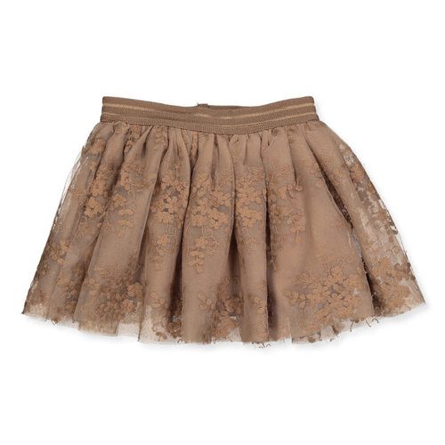 Lil' Atelier Tulle skirt Woodsmoke