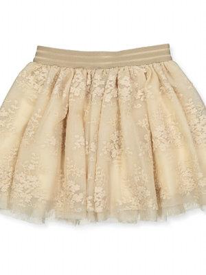 Lil' Atelier Tulle skirt Peyote