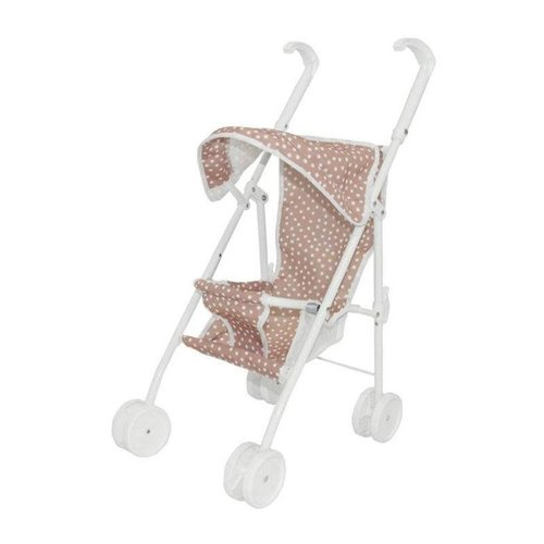 VanPauline Stroller Pink Dots