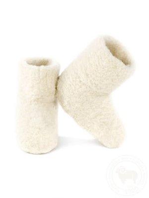 Alwero Sloffen special boots naturel