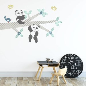 Naam Muursticker Babykamer.Muurstickers Takken Decodeco Happy Walls