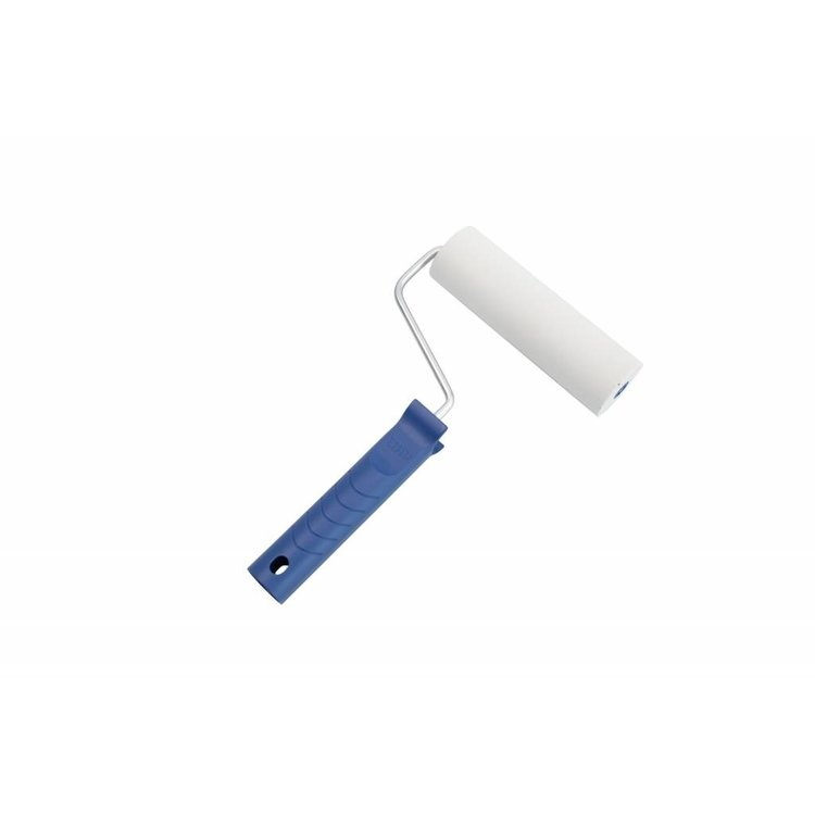 Aandruk roller voor vliesbehang