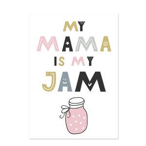 Poster kinderkamer Baby Girl 1