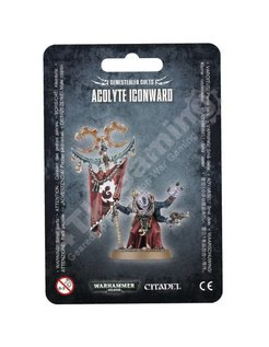 #Genestealer Cults Acolyte Iconward