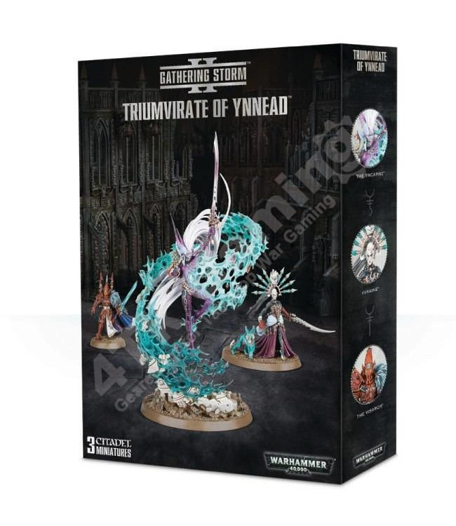 Games Workshop *Triumvirate Of Ynnead