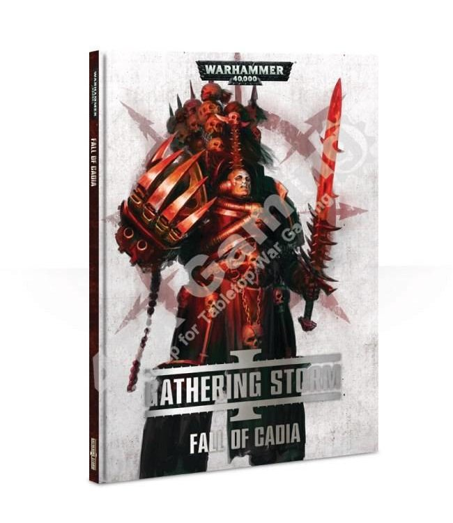 Games Workshop Gathering Storm: Fall Of Cadia (Hb)