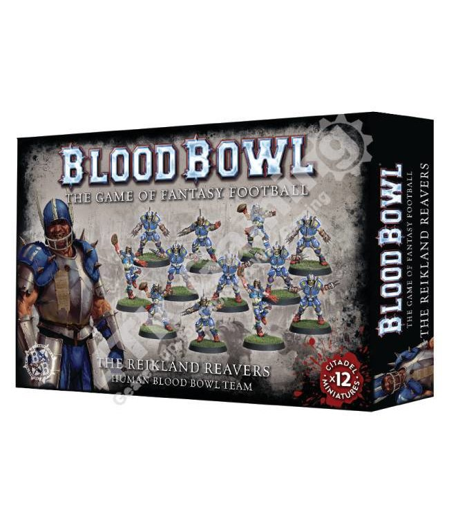 Blood Bowl #The Reikland Reavers Blood Bowl Team