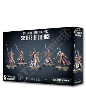 Warhammer 40000 Astra Telepathica Sisters Of Silence