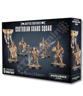 Warhammer 40000 Adeptus Custodes Custodian Guard