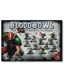 Blood Bowl Skaven Team: Scramblers