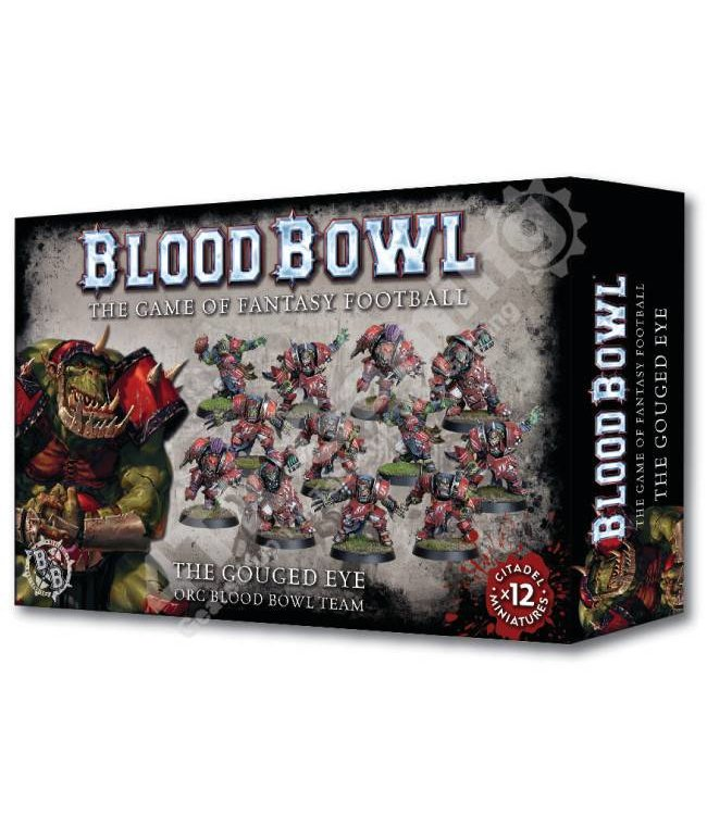 Blood Bowl The Gouged Eye Orc Blood Bowl Team