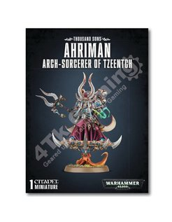 Ahriman Arch-Sorcerer Of Tzeentch