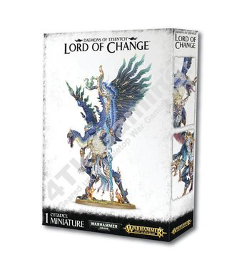 Games Workshop Daemons Of Tzeentch Lord Of Change