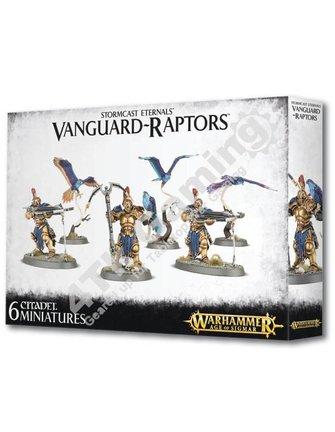 Age Of Sigmar Stormcast Eternals Vanguard-Raptors