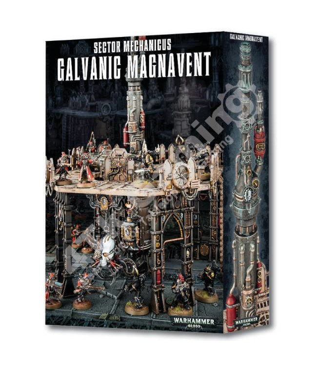 Games Workshop Sector Mechanicus: Galvanic Magnavent