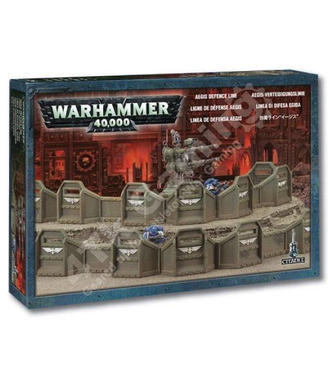 Games Workshop Aegis Defence Line