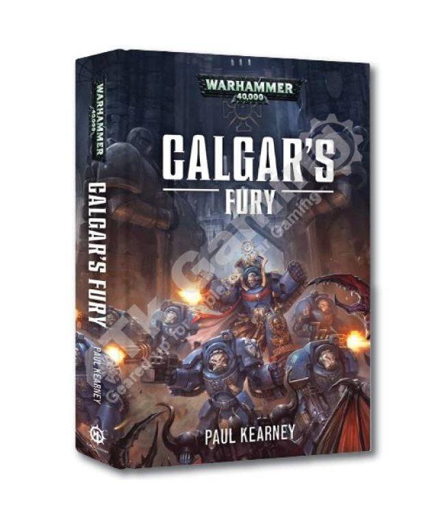 Games Workshop Calgar'S Fury (A5 Hb)