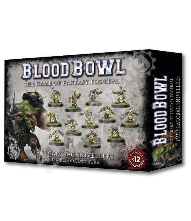 Blood Bowl Scarcrag Snivellers Blood Bowl Team