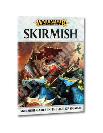 Age Of Sigmar Age Of Sigmar: Skirmish (English)