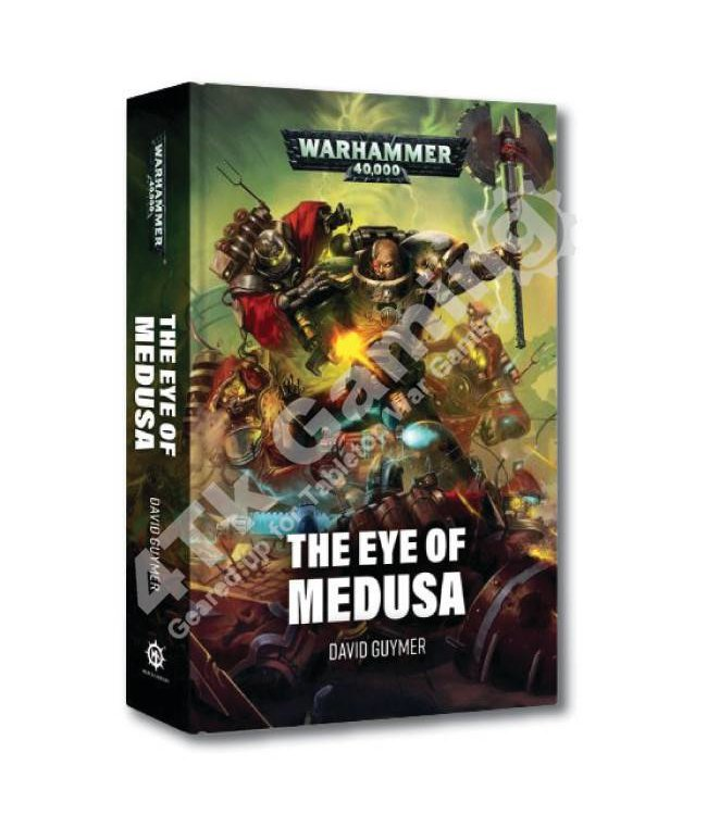 Games Workshop The Eye Of Medusa (A5 Hb)